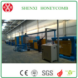 Hot Sale Fully-Automatical Honeycomb Core Machine