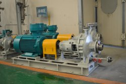 China Centrifugal Water Industrial Pump for Chemical Field Slurry Pump