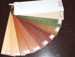 Wood Slat for Superior Quality Wood Blinds Bamboo Material