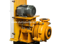 Power Industry Horizontal Centrifugal Slurry Pump