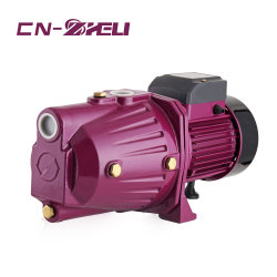 Jet Series Self Priming Water Lifting Deep Well Jet Pump with PPO Impeller Ejector Diffuser