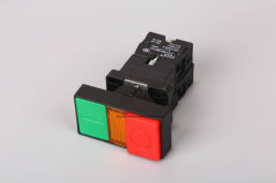 New Type Push Button Switch with Emergency/Illuminated/Protection Function