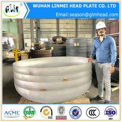 Large Diameter End Caps Dished Heads Carbon Steel Elliptical Head