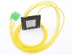 High Channel Isolation 4, 8, 16CH 1270~1610nm Fiber Optic CWDM