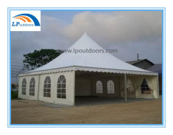 Custom High Peak PVC Pagoda Wedding Aluminum Tent for Party Event & Custom Aluminum Pagoda Tent China Custom Aluminum Pagoda Tent ...
