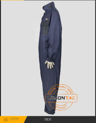 Flame Retardant Safety Coverall Flight Suit for Tactical Jumpsuit