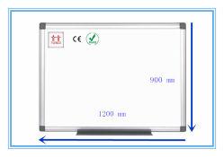 Twinco Whiteboard Stand Enamel Whiteboard Aluminum Frame 1200*900mm