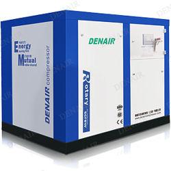 250 Cfm Electric Motor Stationary Direct Driven Screw Air Compresor