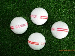 Wholesale Two Piece Range Golf Balls