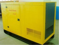 2016 Hot Sale! 100kVA Soundproof Diesel Generator Made in China From Direct Factory with Ce for Good Sale! Colour Optional!