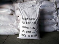 99.5% Min K2co3 Potassium Carbonate with Competitive Price