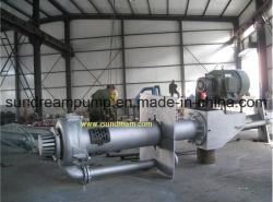 Spr Vertical Submerged Slurry Sump Pump