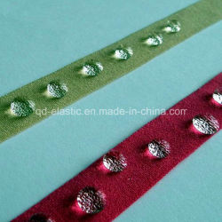 Anti-Absorbing Waterproof Woven Soft Elastic Tape for Swimwear Underwear