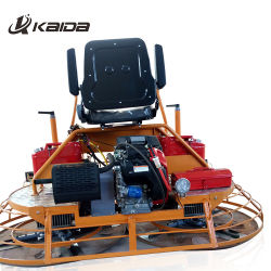 Ride on Concrete Screed Machines Double Blade Power Trowel