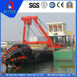 Ce Certifiaction Sand Suction Pumping Dredger for Reservoir/Engineering Machinery
