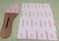 Hot Selling Paper Board for Shoe