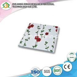 Decoration Materital Plastic Tiles 250*8.5mm PVC Ceiling Panel Wall Panel DC-05
