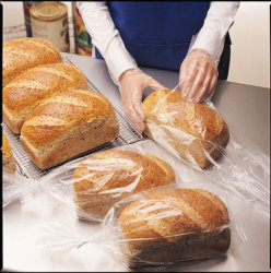 Plastic Bakety Bread Bag at Wholesale Price / Clear Bag