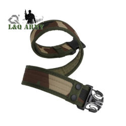 Sports Waistband Army Military Trouser Buckle Belt