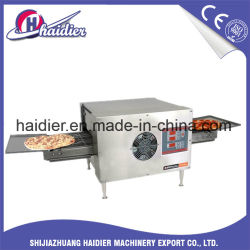 Commercial Industrial Electrical Convection Rotary Bread Pizza Oven Conveyor