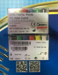 Dentsply Gutta Percha Points/Dental Material for Filling Teeth