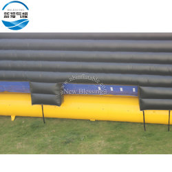 Extreme Sport Safe Jump Pillow Inflatable Air Jumping Bag for Bike Skiing