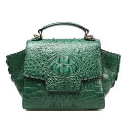 Lady Designer Handbag Crocodile Leather Custom Made Fashion Evening Bag