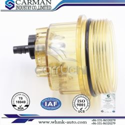 Yellow Color Engine Parts Plastic Cap for Filter K1006530