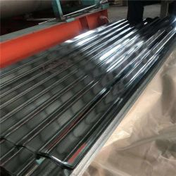 Full Hard Zinc Alloy Galvanized Steel Iron Roofing Sheet for Apical Plate