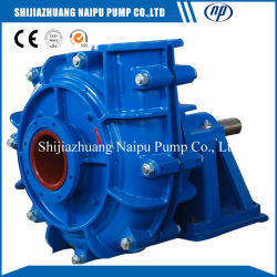 High Pressure Horizontal Slurry Pumps for Dewatering System (200ZJ)