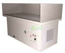 Loobo High Efficiency Downdraft Table with Dust Collection System
