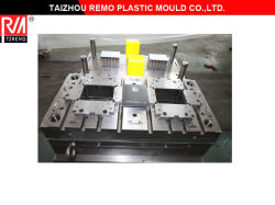 RM0301037 Ns40 Container Mould, Single Cavity Battery Container Mould, Slider Design Container Mould