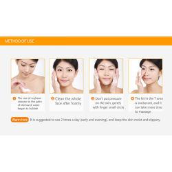 Mild No Irritation Tender The Natural Facial Cleanser