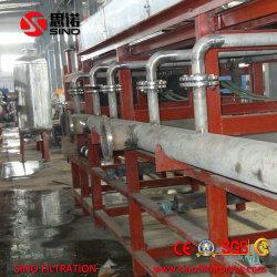 Vacuum Belt Filter Press Machine Manufacturer Price