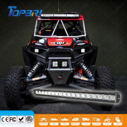 Waterproof 4X4 CREE LED Work Driving Light Bars for Offroad Jeep Wrangler Atvs Car Motorcycle Tractor Truck