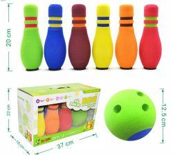 NBR Foam Bowling Toy Mini Bowling Toy for Kids