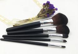 2018 5PCS Professional Synthetic Hair Wooden Makeup Brush Set