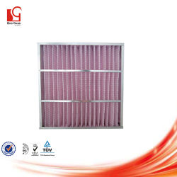 Top Products Tapered Pleat Configuration Industrial Air Filter