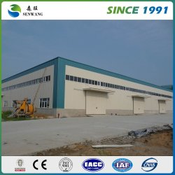 Prefabricated Steel Structure Building Warehouse Workshop Office in Qingdao