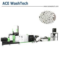 Europe Design Plastic PE LDPE Film Recycling/PP Woven Bag Pelletizing /HDPE Bottle Regrind Granulating/ EPS HIPS ABS Granules Making Line