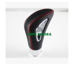 Universal Gear Knob Sport Leather Cover
