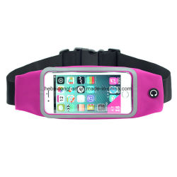 Outdoor iPhone-6/7-Plus Sports Case Bike-Bags Universal Waist Phone Bag