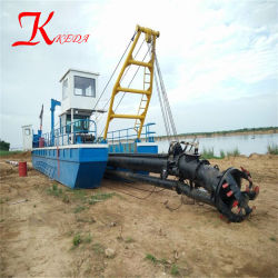 Low Cost River Gold Mining Sand Dredger Machinery for Sale