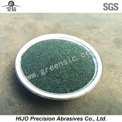 98.5% F36 Grit Green Silicon Carbide Grain for Bonded Abrasives