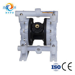 High Suction Lift Pneumatic Diaphragm Mini Slurry Pump