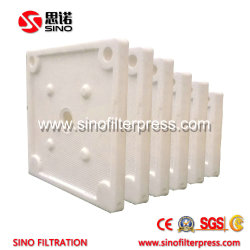Hydraulic PP Chamber Plate Filter Press for Slurry Dewatering