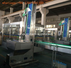Automatic 5000-6000bph 1 Gallon Water Bottle Capping Machine