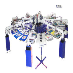 Nice Quality Screen Printing Machine for T Shirts