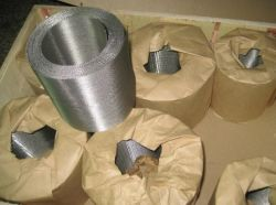 PP Woven Bags Use Stainless Steel 75 Micron Wire Screen Mesh