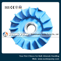 Centrifugal Slurry Pump Wear Parts Impeller